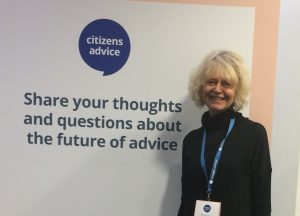 Dee at Annual Conference