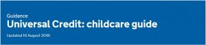 UC Childcare guide