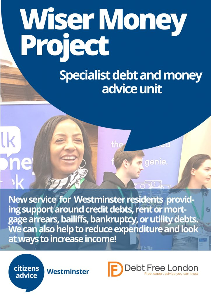 Wiser Money Project - Debt and Money Management Advice Unit Jun19